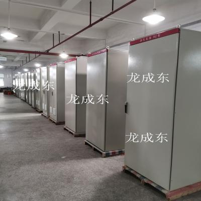 污水plc控制柜成套